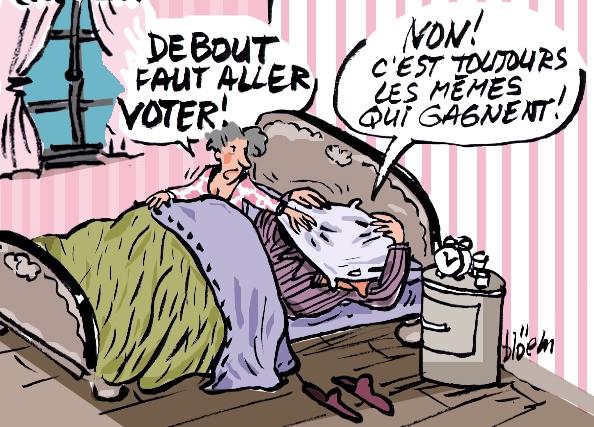 abstention