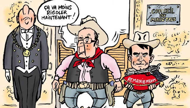 Hollande-valls-remaniement