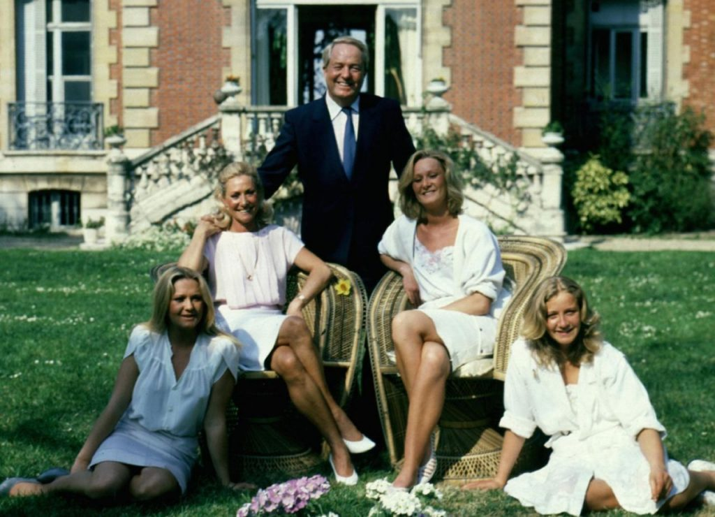 photo famille Le Pen Montretout