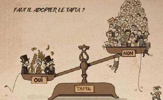 En dépit de la volonté des peuples, le Parlement Européen a dit oui… Au TAFTA ! | L'Indigné du Canapé