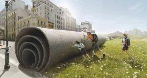 metaphore-decroissance-nature-vs-urbanisation