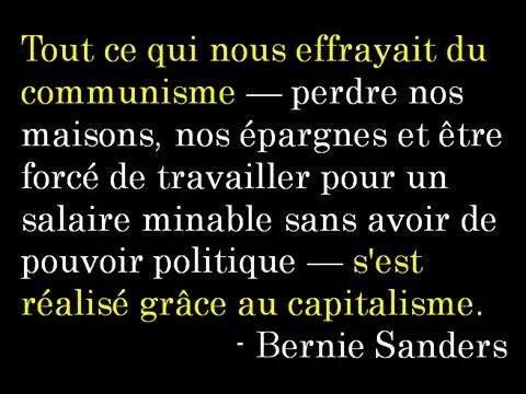 bernie-sanders-communisme-liberalisme-comparaison