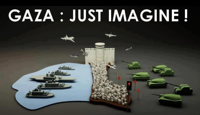 gaza palestine israel imagine