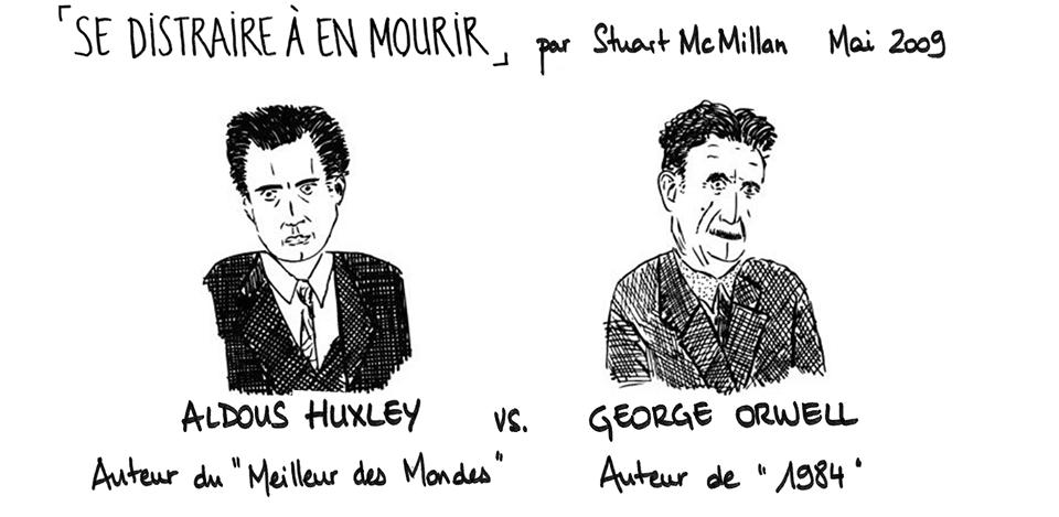 huxley-orwell-1